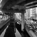 Under the bridge - Fp4+Rolleiflex 3.5