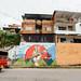 Graffiti Street Art, Bucaramanga Colombia