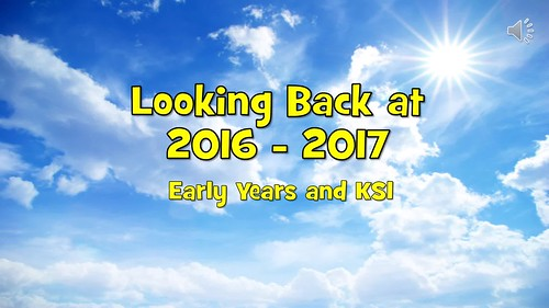 Looking Back KS1 2016 17