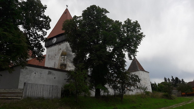 Merghindeal Fortified Church