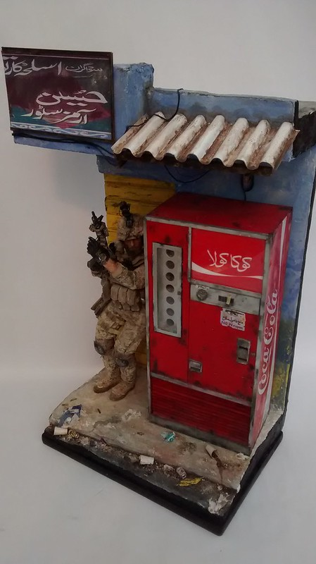 """ Coke save the Marines ""  Kabul - Afghanistan war 2012 36801504571_96e4eb03be_c"