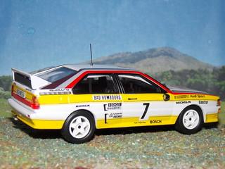 Audi Quattro A2 – Montecarlo 1984 - Altaya