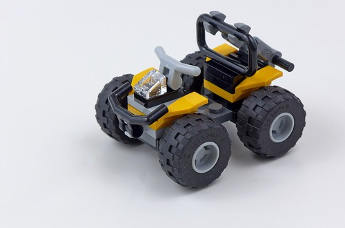 LEGO City Jungle 30355 Jungle ATV 11