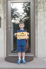 Isaac first day Kindergarten-4