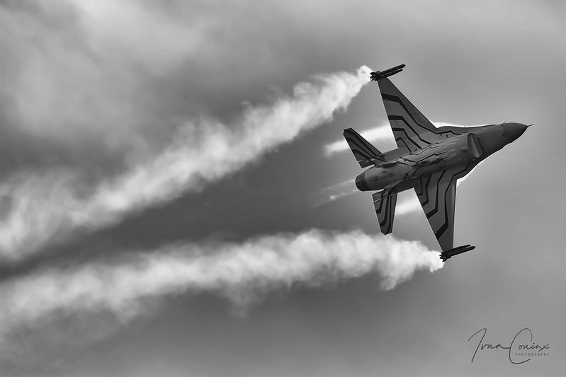 General Dynamics F-16AM Fighting Falcon – Belgium-Air Force – FA-123 – Leopoldsburg-Beverlo (EBLE) – Inflight – 03 – Copyright © 2017 Ivan Coninx