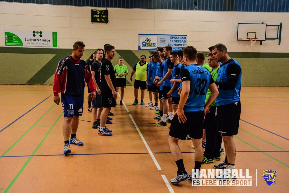 Laager SV 03 - Handball-Männer