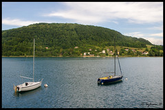 Le lac de Paladru - Photo of Panissage