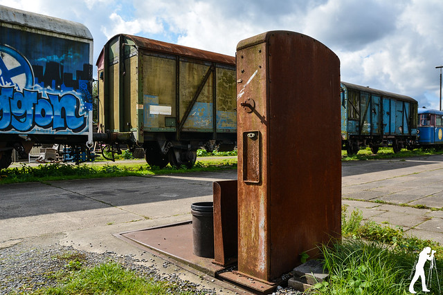 Bahnbetriebswerk Gelsenkirchen-Bismarck - Tag des offenen Denkmals 2017