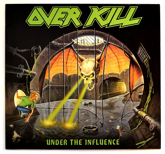A0405 OVERKILL Under the Influence