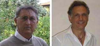 Franco Pignataro e Vito Franco Reginella