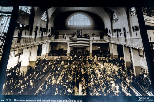 Ellis Island 1912