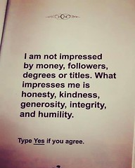 #Impressed, #honesty #integrity #kindness #humility #generosity http://ift.tt/2wSLL8C Sandeep Gautam