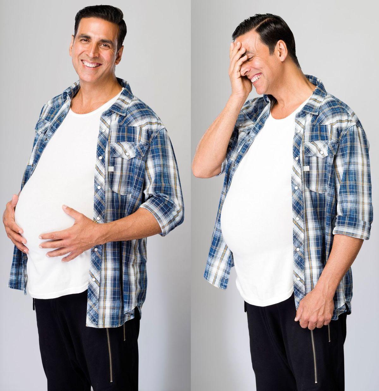 Akshay Kumar Pregnant