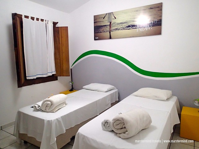 Twin Room Che Lagarto Hostel Paraty