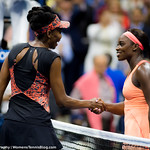 Venus Williams & Sloane Stephens