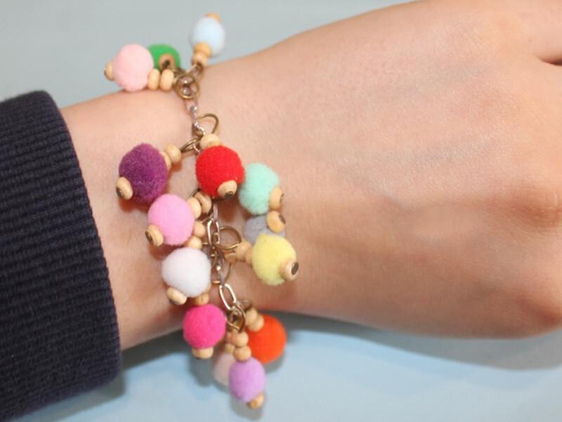 finished bracelet