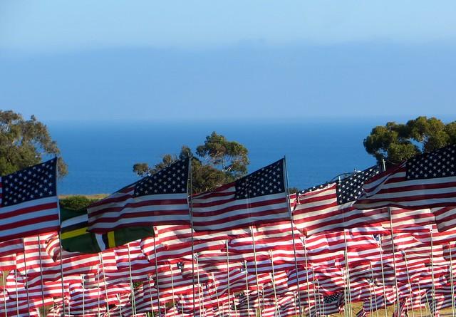 pepperdine flags