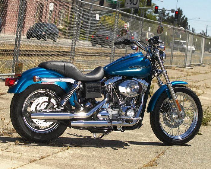 Harley-Davidson 1450 DYNA SUPER GLIDE CUSTOM FXDC 2005 - 11