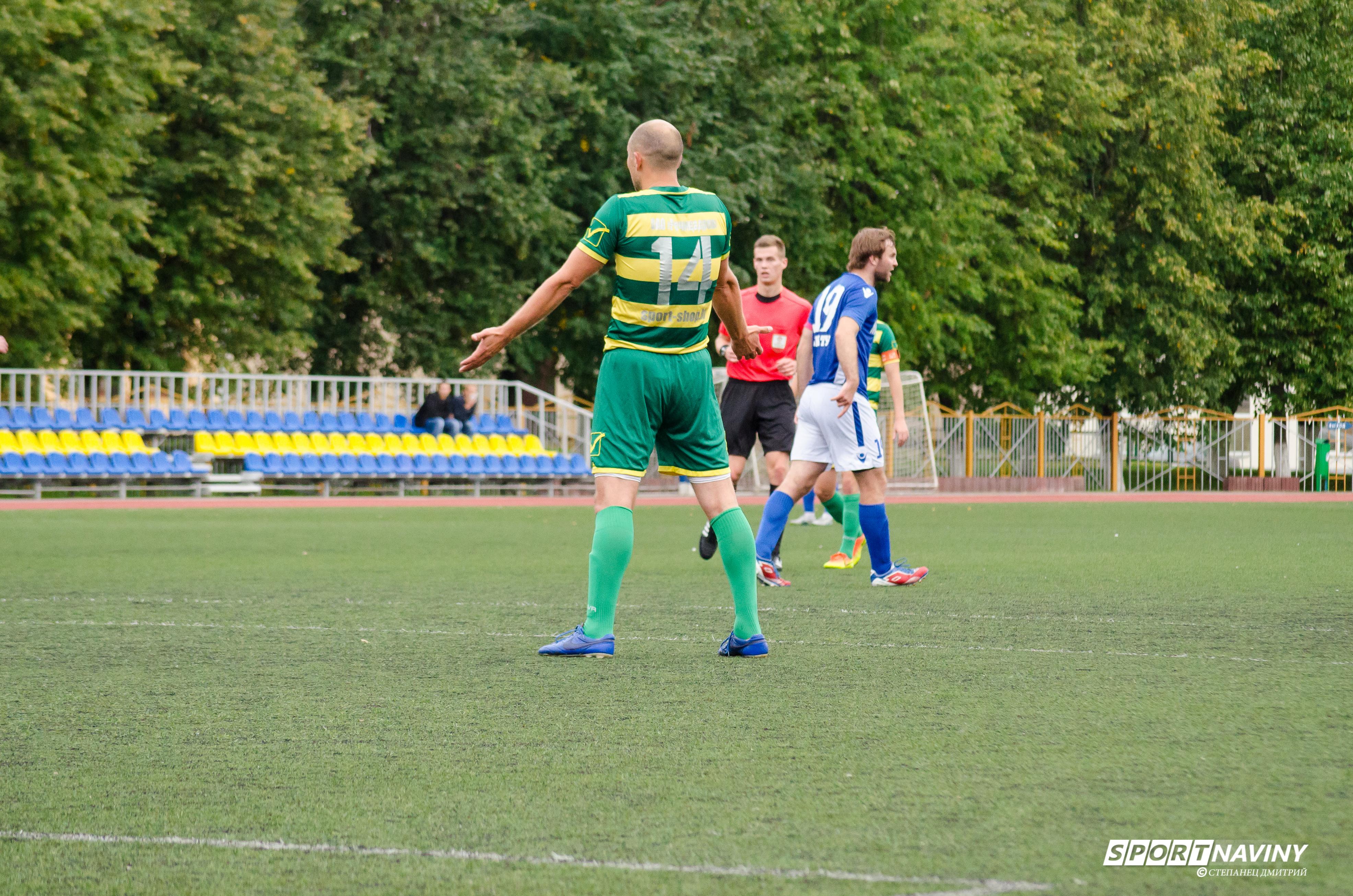 FC Energetik-BGATU 3:2 FC Sputnik. 16/09/2017