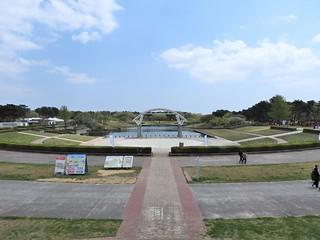ひたち海浜公園 水のステージ1