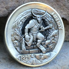 Hobo Nickel 2 by Chris DeFlorentis
