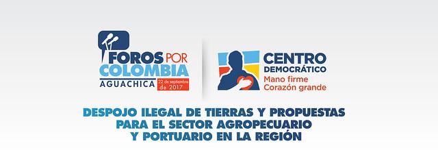 Foros por Colombia - Aguachica