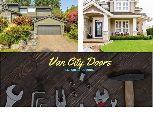 Garage Door Repair in Vancouver BC