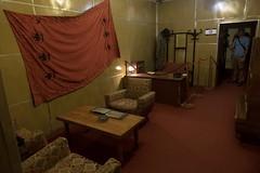 W bunkrze Envara Hodży
