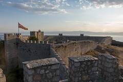 Zamek w Ochrydzie