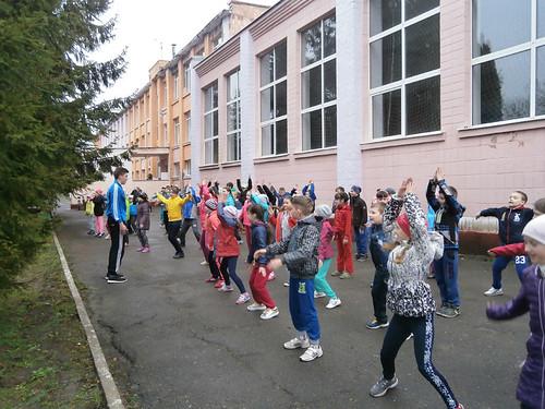 Велике шкільне переселення у Млинові