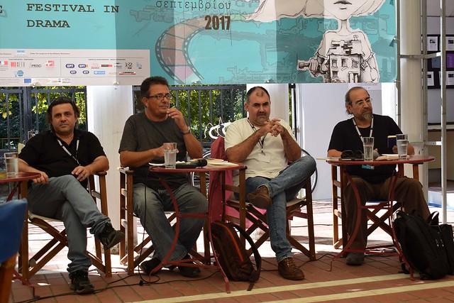 Αίθρια Λογοτεχνικά Μεσημέρια - Τετάρτη 20 Σεπτεμβρίου 2017