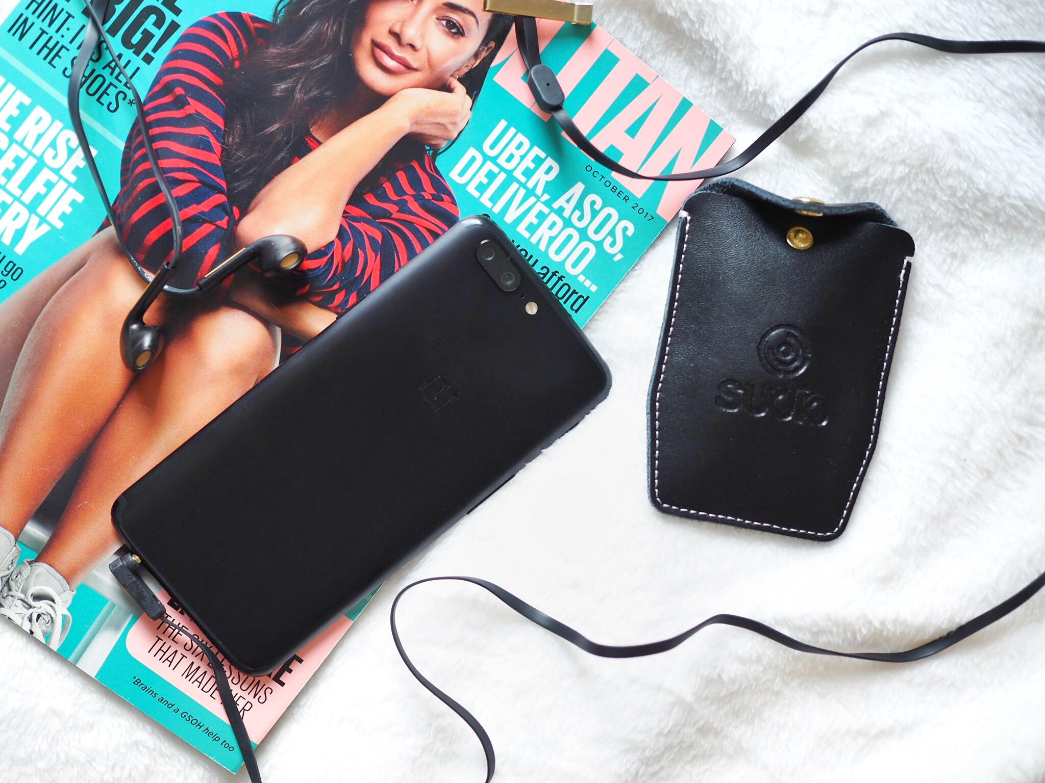 Appletytön syrjähyppy – OnePlus 5