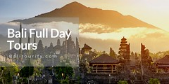 Bali Full Day Tour Packages - One Day Bali Driver Hire