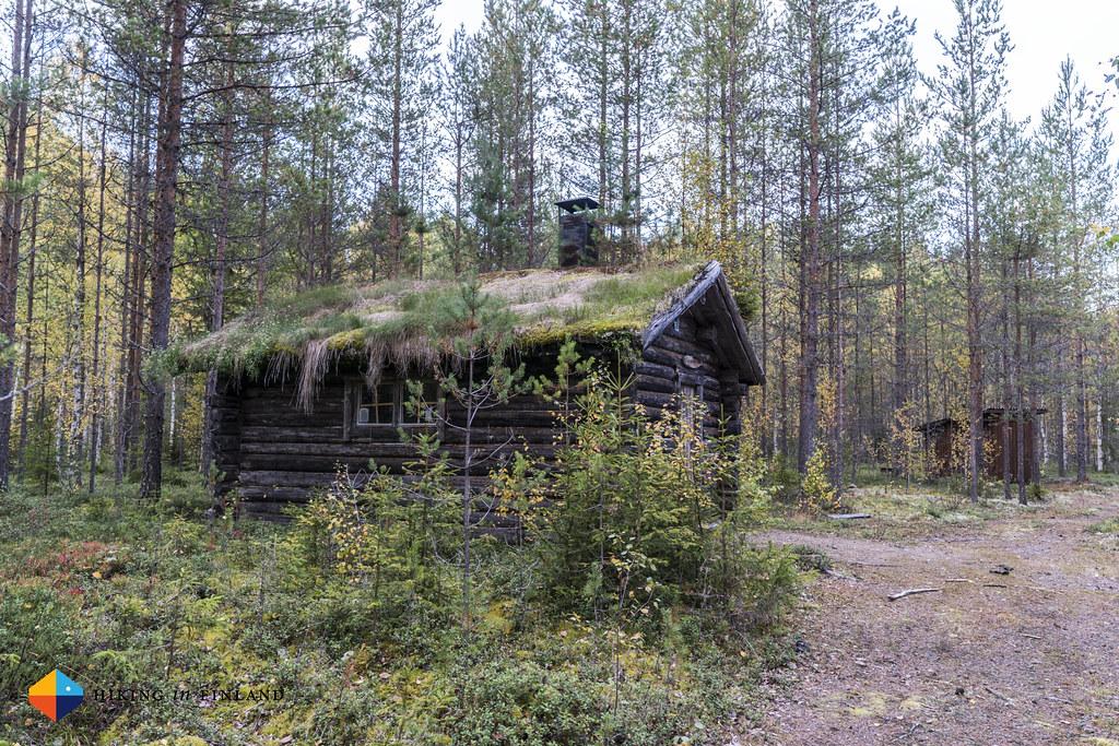 Näslandsforsen Hut 01