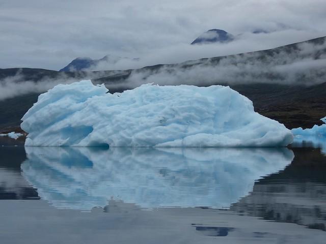 Iceberg en Groenlandia (Un verano en Groenlandia)