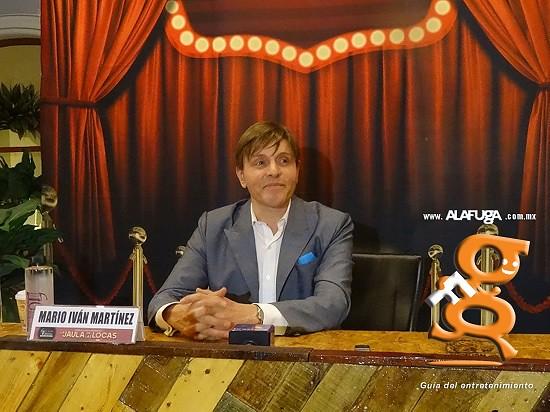 La jaula de las locas - Teatro Galerías (11 - Agosto - 2017)