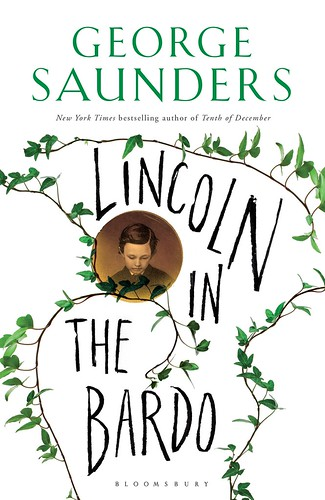 George Saunders-Lincoln in the Bardo