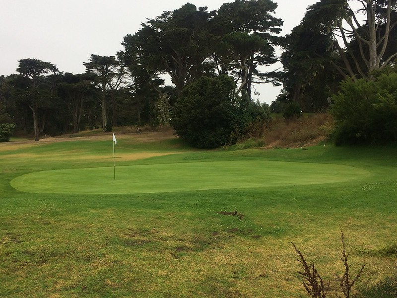 2nd green