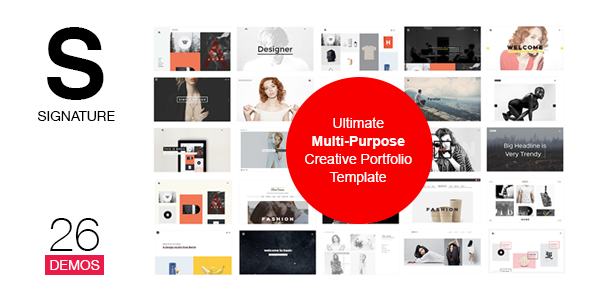 SIGNATURE v1.0 – Multi-Purpose / Many Concept Portfolio