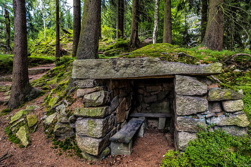 Shelter for the workers - Upper Franconia, Germany