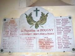 58-Pougny PIE* - Photo of Saint-Quentin-sur-Nohain