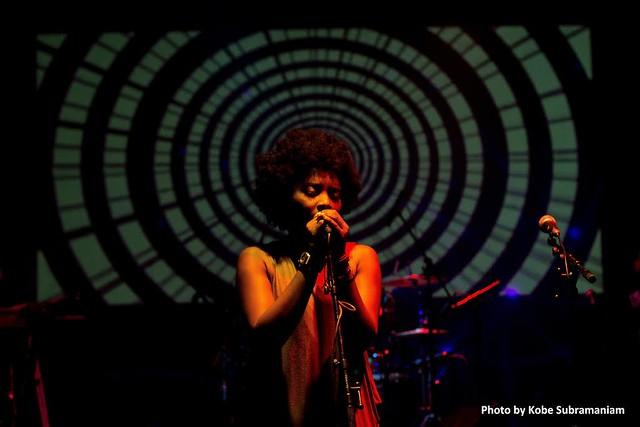 emerging artists platform