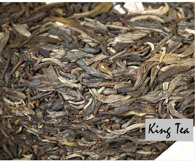 Free Shipping 2013 ShuangJiang MENGKU Rare Tree's 1st Picking Leaf 600g YunNan Organic Pu'er Raw Tea Sheng Cha Weight Loss Slim Beauty