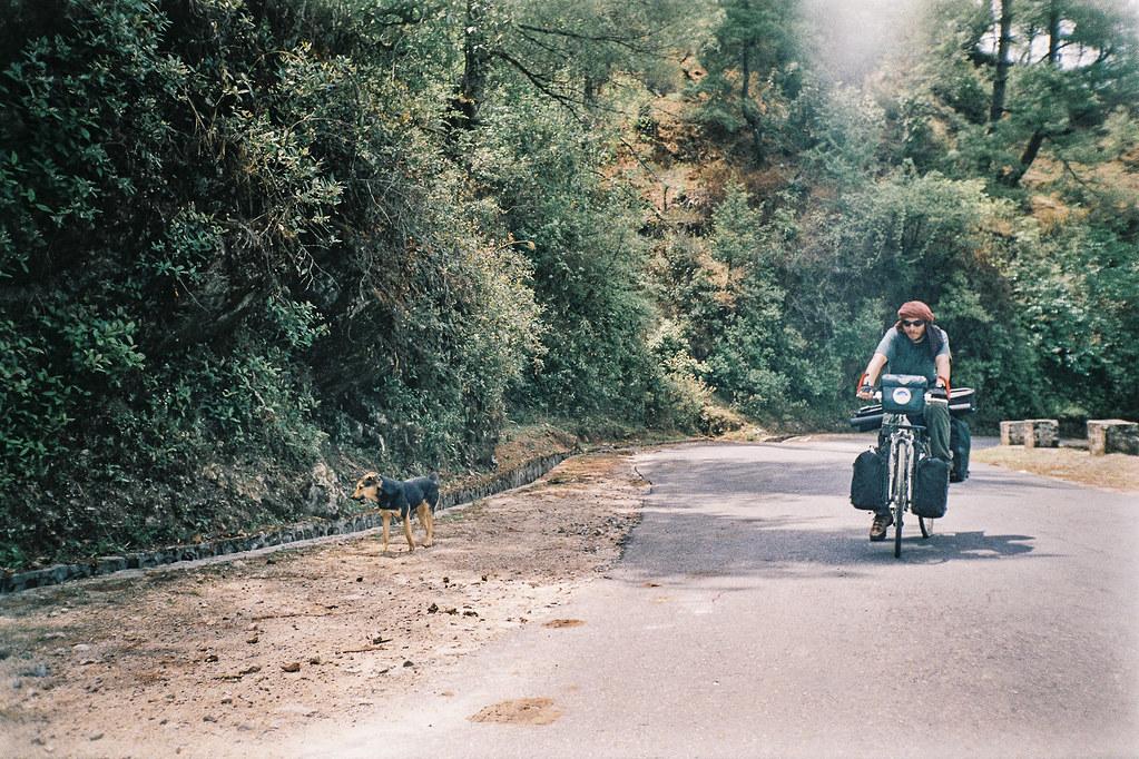 Le Népal à vélo - sur les pentes de l'Himalaya