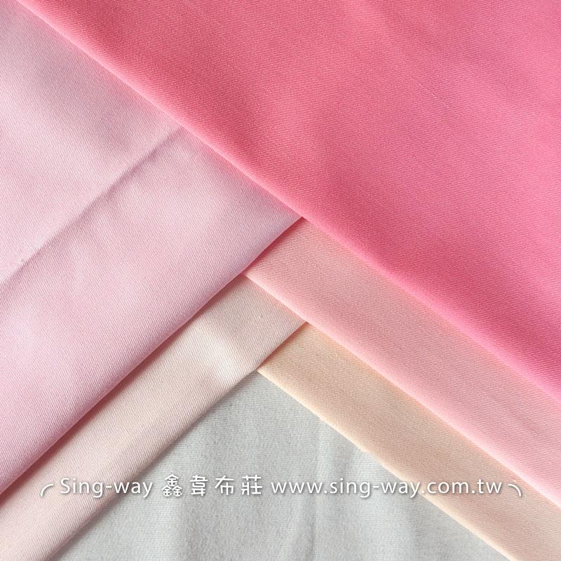 3C310001 粉色系 素面 T/C 棉布 斜紋布