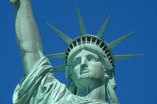Obrázek Socha Svobody. newyork newyorkcity statueofliberty usa worldheritage unitedstates us