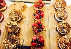 Cheesecakes Spirito...Qual o seu preferido?!