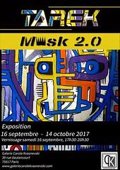 Mask 2.0 // Galerie Carole Kvasnevski