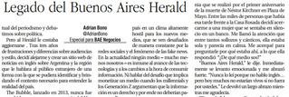 Legado del Buenos Aires Herald