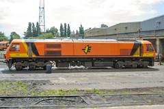 205 Iarnród Éireann Inchicore Works 17.06.06